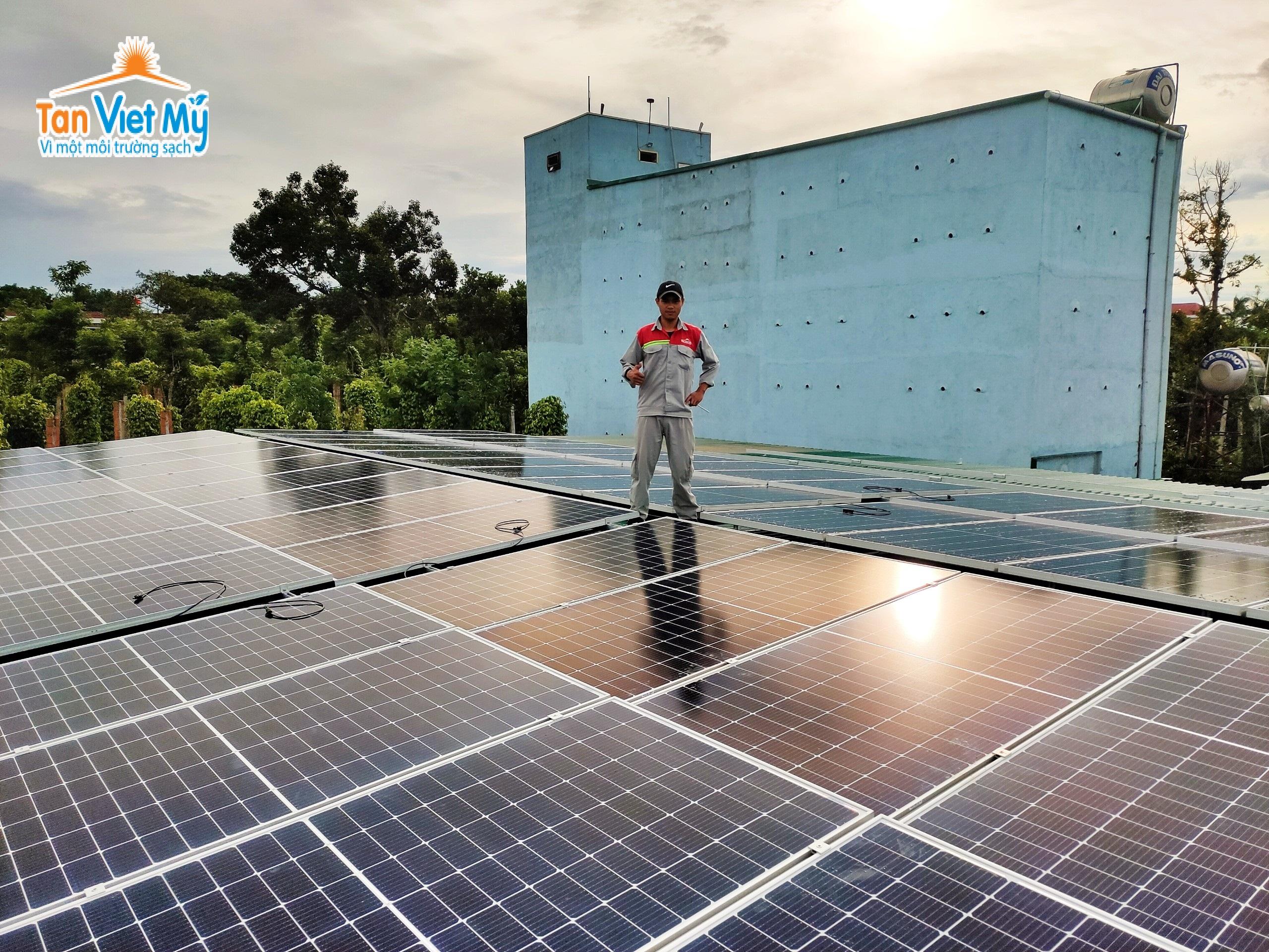 Vì sao xu hướng lắp điện mặt trời đang ngày càng phổ biến?